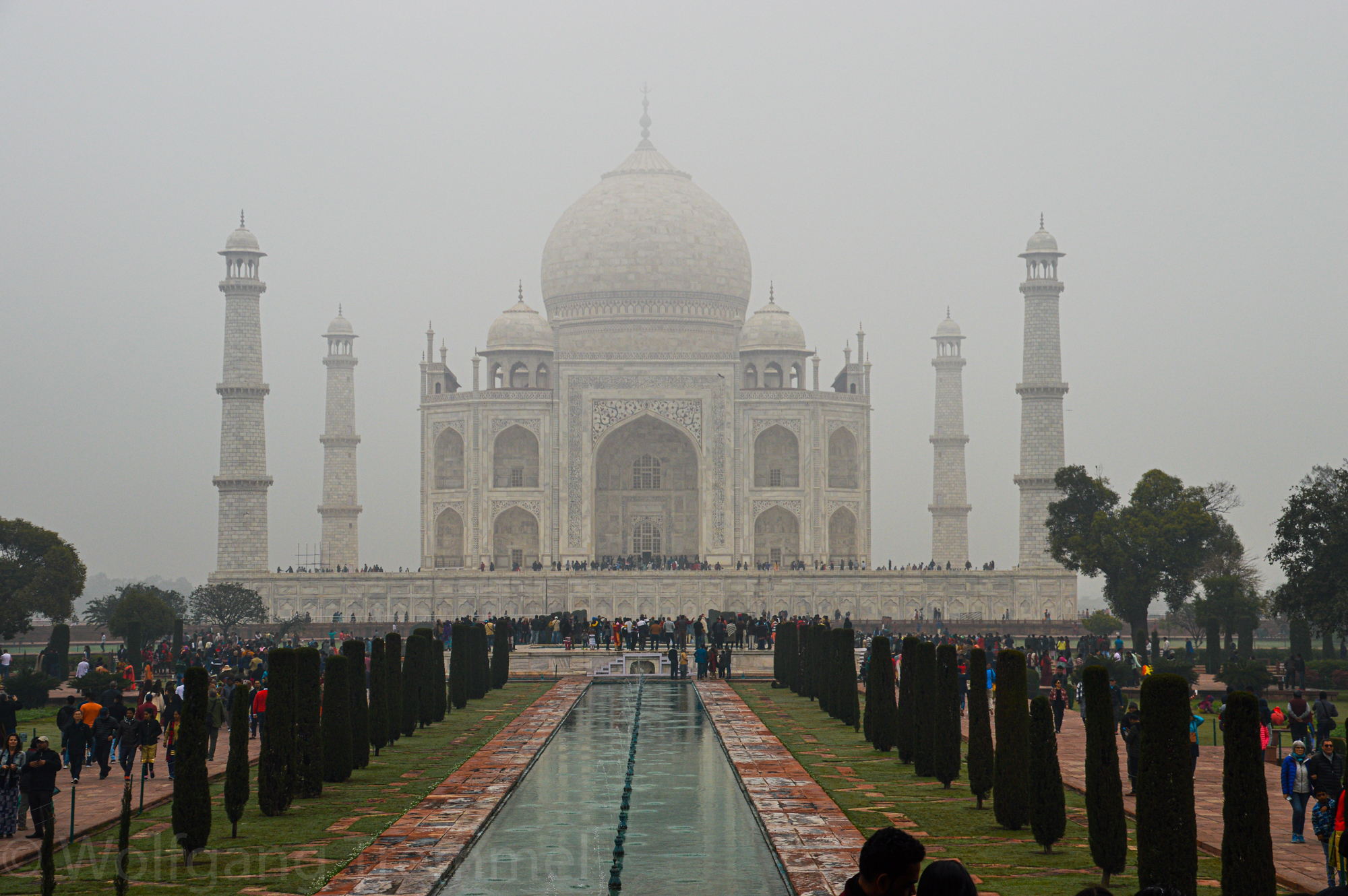 My travels to India