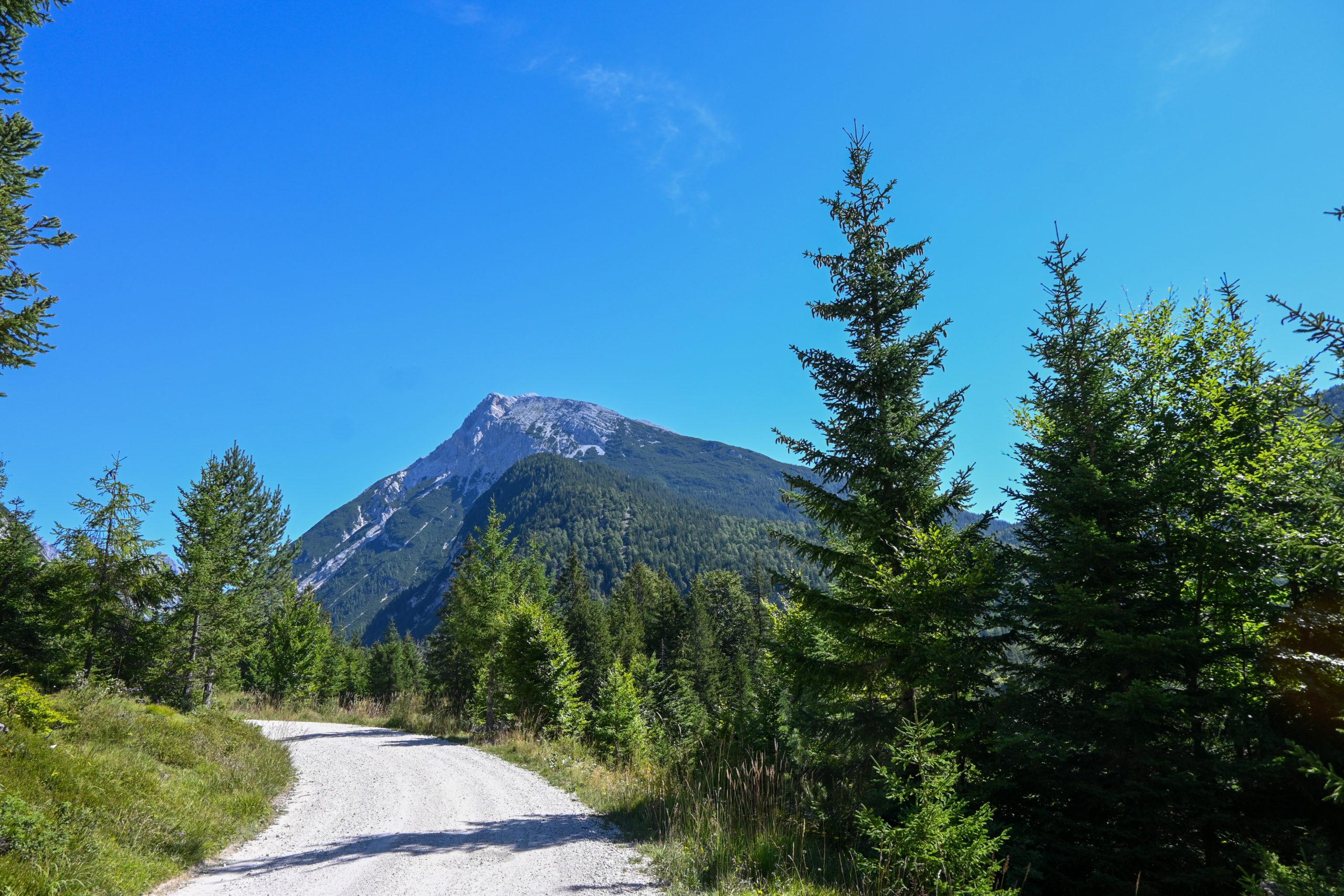 Rundweg Scharnitz – Karwendelschlucht – Isar