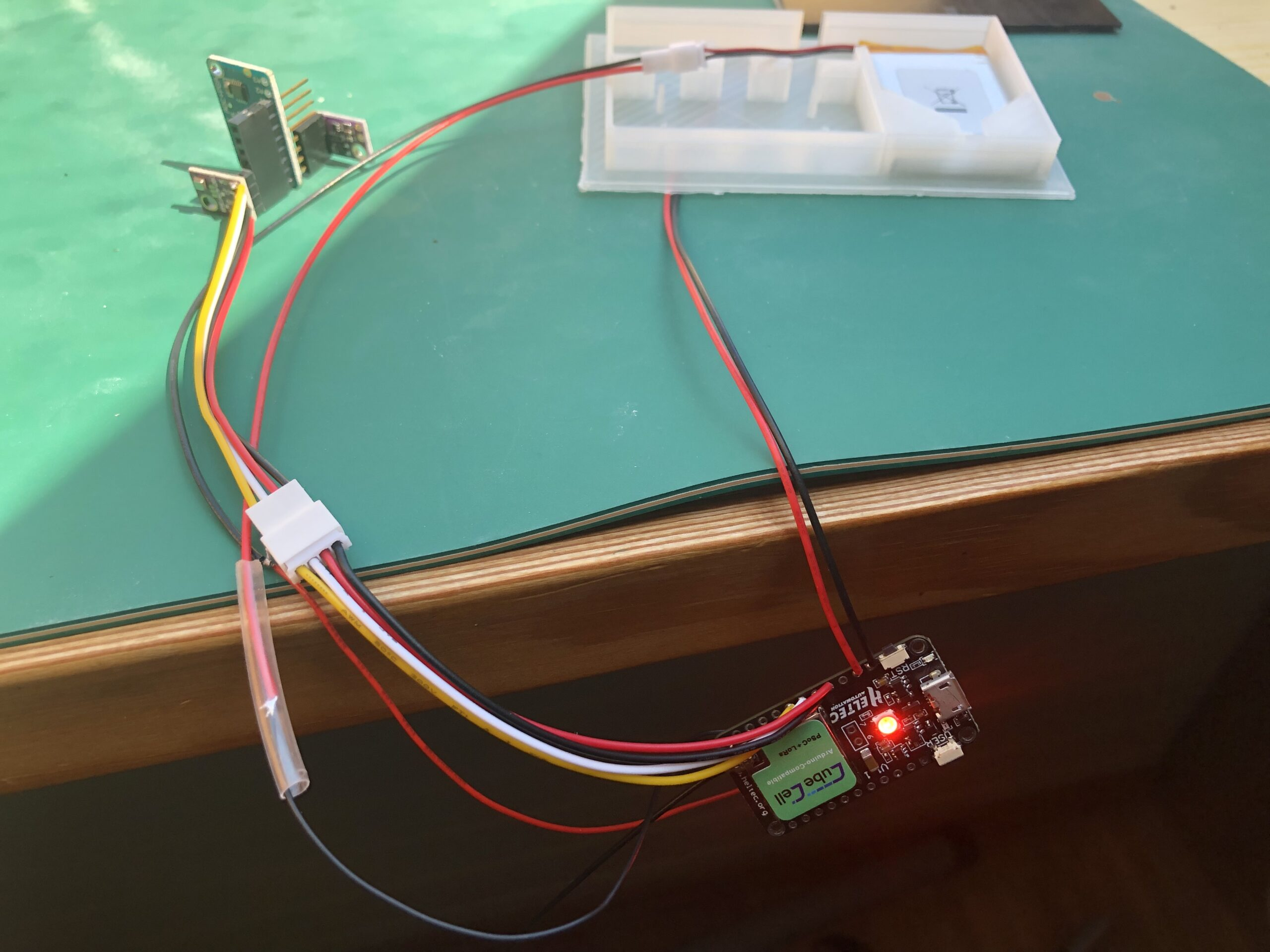 Outdoor solar powered weather station – part 2